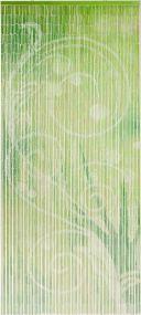 Flora, 90 Stränge, Bambusstäbchen, handbemalt