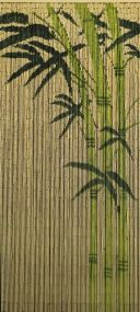 Bamboo, 90 Stränge, Bambusstäbchen, handbemalt