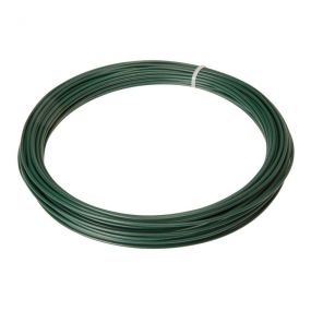 Eisendraht, Draht, Eisen, 1 mm, grün, 1 St