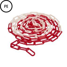 Absperrkette, Polyethylen, 6 mm, 1 St