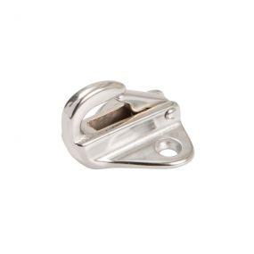 Fenderhaken, Messing, 8 mm, 1 St
